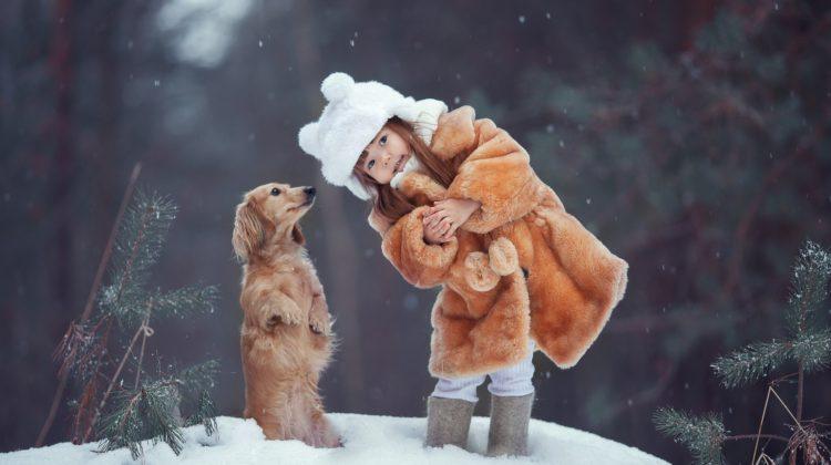 Pomysły na zimowe zabawy dla dzieci